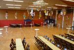 Große TSG-Halle // bis max. 540 Personen