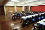 Foyer TSG-Halle // mind. 50 bis max. 120 Personen