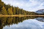 Stazersee, Oberengadin, CH
