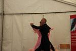 Tanzkunst à la Rot-Weiß