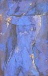 Aktaion 97 x 65 cm, 2008