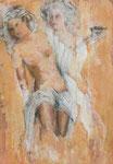 Casa aureliana II 165 x 115 cm, 2006