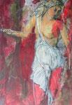 Lucrecia 145 x 96 cm, 2011