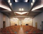 1階ホール利用の仕方、200席(ホール全体の場合)