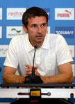 Trainer Remi Garde (Lyon)