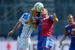 Veroljub Salatic (L,GCZ) gegen Raul Bobadilla (Basel)