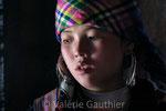 Jeune femme à Sapa (Vietnam)