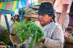 Marché de Latacunga (Equateur)