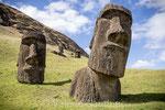 Moai - Ile de Pâques (Chili)