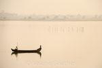 Lac Taungthaman (Birmanie)