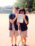 名和安田勝ちましたー!