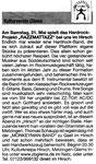2011 Lokalnachrichten Metzingen