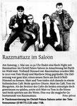 Artikel Arnschwang Tagblatt