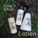 Goats Milk Lotion