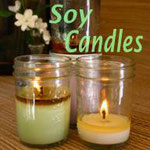 Hand Poured Soy Candles