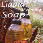 Foaming Liquid Goats Milk Soap