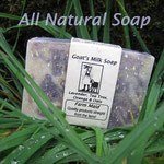 Goat's Milk Soap All Natural