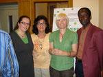 M. Giovannoni. E. Feistmann (PS), F. Machado, Hervé Mavakala