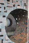 Le Cercle Carré de David Vanorbeek Sculpteur