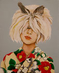 KIMONO BunnyⅠ 2015 個人蔵 Private collection