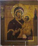 Образ Тихвинской Пресвятой Богородицы