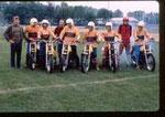 MBCPL champion de France N 2 1984