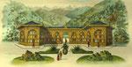 L'Apiario Paradiso creato nel 1890 da Giovanni Gramatica a Gravedona (Como)