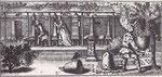 Nel 1741   René-Antoine de Réaumur  pubblicava  nelle  sue Memoires pour servir a l'histoire des insects  questa stampa che riassume efficacemente la più significativa attitudine di tutto il secolo XVIII :   l'osservazione diretta della natura,    compiut