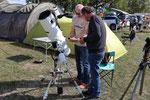 Bresser Newtonteleskop