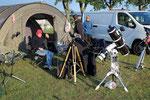 AZEQ5GT mit Newtonteleskop
