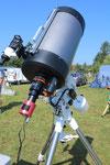 AZ EQ6 GT mit SC-Teleskop