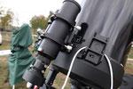 Leitrohr mit MGEN Kamera