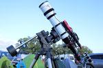 iOptron CEM 70 , 140 APO von TS