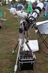 APM Refraktor 107mm auf Skywatcher EQ 6