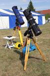 Newton Teleskop