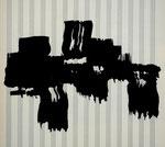 Tinta da china sobre papel de música