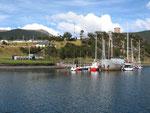 Der südlichste Yachtclub der Welt
