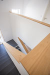 Handlauf / Treppe / Eiche massiv