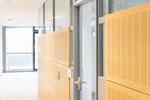 Bürotüren / Glas / Coface Mainz