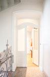 historische Tür / restauriert / Wiesbaden