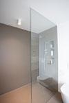 Innenausbau / Duschtrennwand / Badezimmer