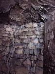 concrétions de calcaire