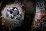 Dans le bunker Allemand sous le lycée Montaigne