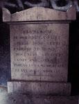 Stèle de philibert Aspairt
