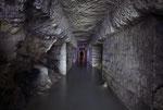 Galerie inondée