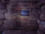 plaque émaillée, métropolitain / Boulevard Saint Jacques