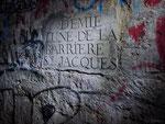 Demi lune de la barrière St Jacques