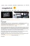 26.08.2011 - EVANGELISCH.DE