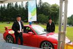 """Les """"Pompiers Sapeurs"""" du Creusekistan en Porsche GT3 !"""