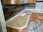 Кухонная столешница из кварцевого агломерата Авант
